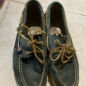 Sperry topsides boat shoes
